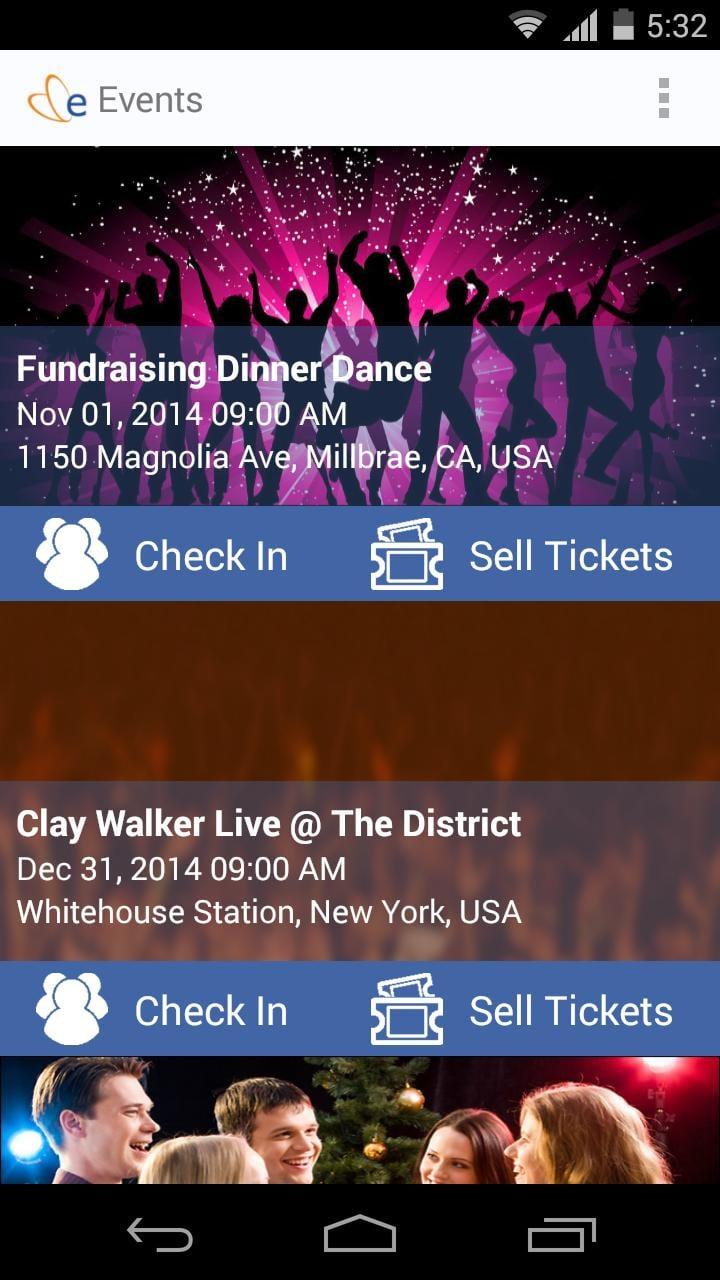 Eventbee Mobile App